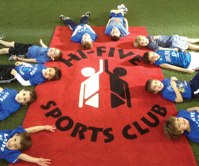 Hi-Five Sports Ready for Kickoff in Houston&lt;br /&gt;<br /> Local Entrepreneur Signs Agreement to Raise Youth Sports Game in Fort Bend County