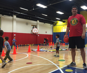 Hi-Five gets Richmond District kids off to a fun start in sports