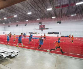 Owners of Colorado Springs Soccerhaus expand into youth sports