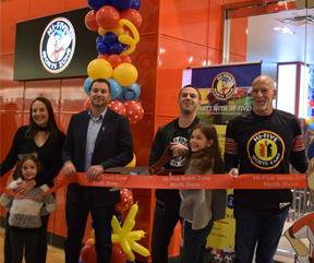 Hi-Five Sports Zone Opens At Northbrook Court2