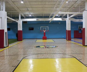 A look inside the new Hi-Five Sports Zone at Northbrook Court